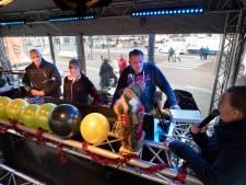 Conflicten overschaduwen derde editie Snow Radio in Son