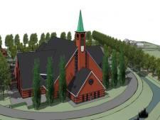 Raad van State buigt zich over bouw van 2000 plaatsen tellende kerk in Yerseke