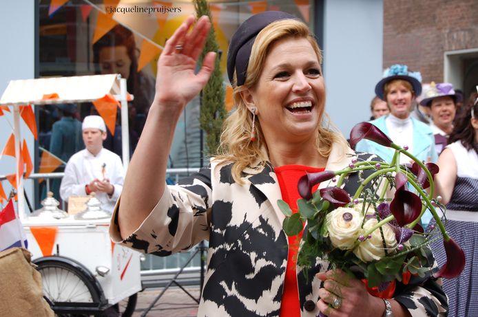 Koninginnedag 2010 in Middelburg.