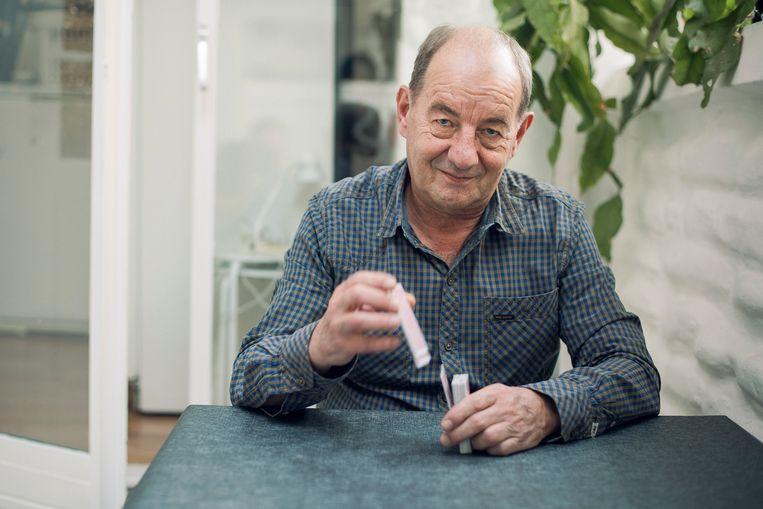 """""""Uit onderzoek blijkt dat Groen en meestal ook Open Vld erbij te winnen hebben"""", Johan Ackaert, politicoloog UHasselt Beeld Tim Coppens"""