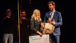 """Amelie Albrecht (25) wint Comedy Cup: """"Eindelijk groeit besef dat vrouwen ook grappig zijn"""""""