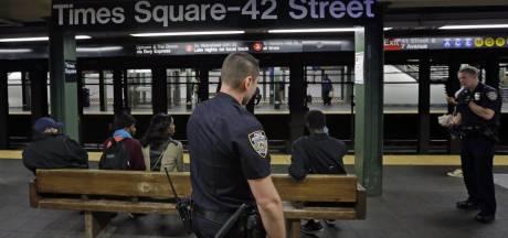 Extra veiligheidsmaatregelen metro New York