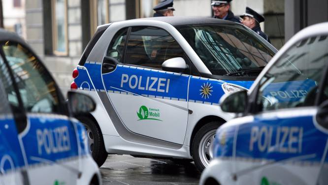 Duitse synagoge bekogeld met brandbommen