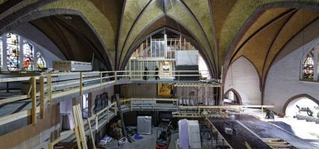 Verbouwing oude kerk Schijndel ligt op schema