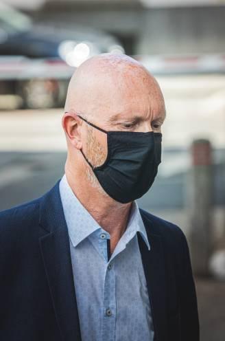 Topmagistraat Johan Sabbe (61) veroordeeld tot vier maanden met uitstel voor aanranding en ongewenst seksueel gedrag bij zijn persoonlijke chauffeur