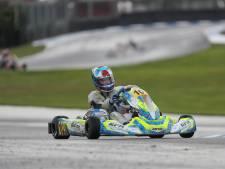 Thomas (14) won wk Karten: 'Ik wil net zo goed worden als Max Verstappen'