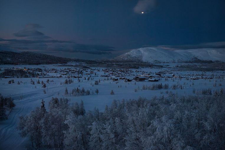 Lillehammer, Noorwegen. Een bestemming met duistere kanten. Beeld