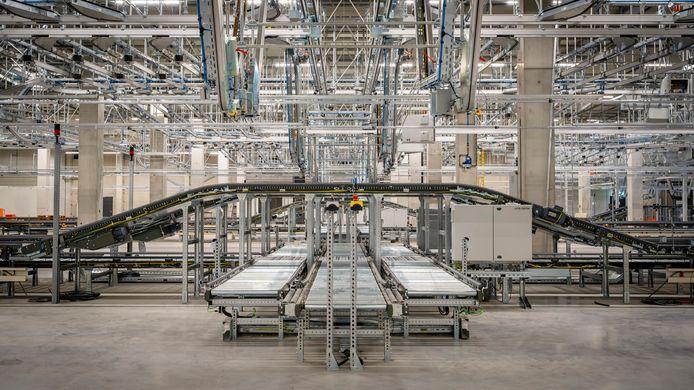 De Bleiswijkse vestiging moet het grootste en meest geautomatiseerde distributiecenrum van Zalando in Europa worden.