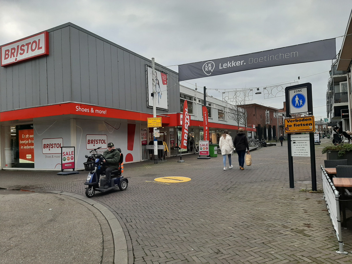 Bristol aan de Heezenpoort in Doetinchem.