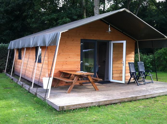 Camping de Noetselerberg krijgt er een safarilodge bij.