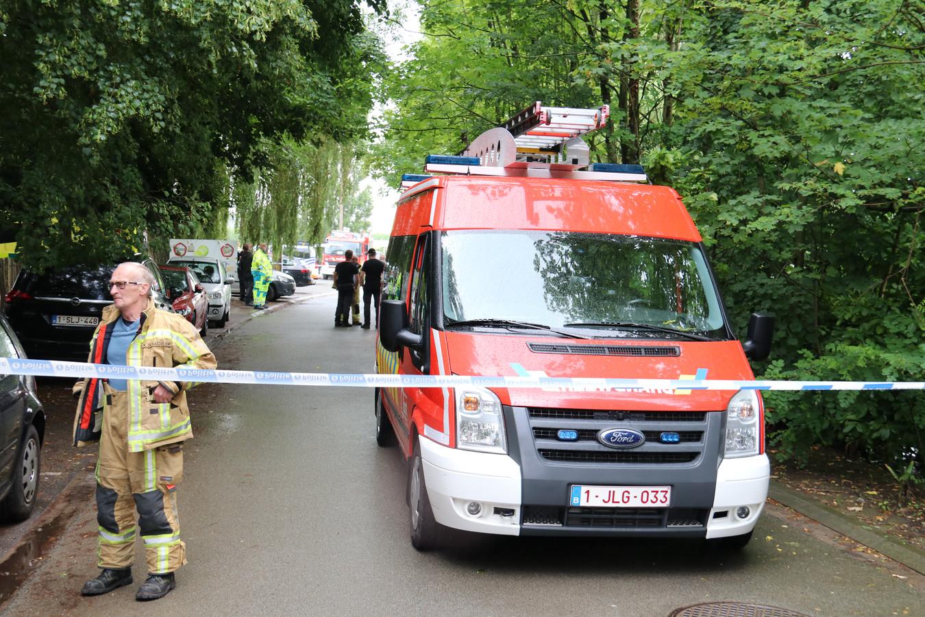 De man werd teruggevonden op enkele honderden meters van zijn woonplaats.