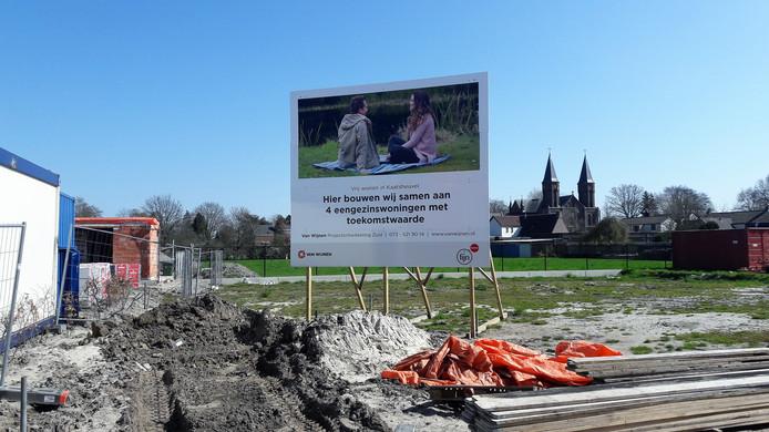 Van Wijnen bouwt in plan Westwaard in Kaatsheuvel vier duurzame nul-op-de-meter woningen.