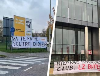 De maat is vol: harde kern Antwerp spuwt Lamkel Zé uit