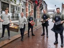 Den Bosch één jaar na de eerste horecasluiting, jonge ondernemers als 'vonken van hoop'
