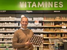 Patrick uit Wageningen ontwikkelt bonbon die de spieren krachtig houdt: 'Proef maar, ze zijn echt lekker'