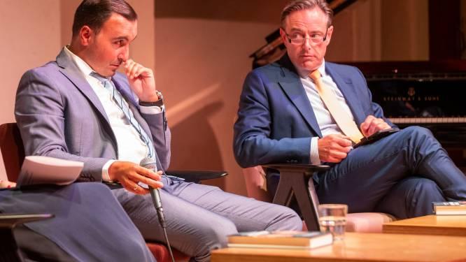 """Zelfs Bart De Wever komt naar nieuwe Boektopia in Kortrijk, dat Boekenbeurs in Antwerpen kan doen vergeten: """"De Wever is niet rancuneus"""""""