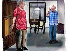 Huub (52): 'Jij bepaalt niet wanneer ik het huis uit ga', maar  woont inmiddels wel bij zijn vader
