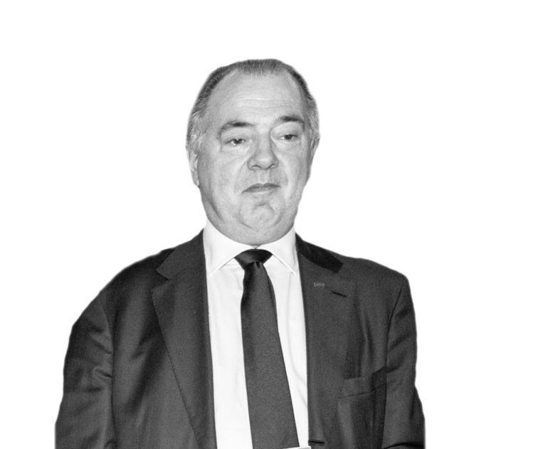 Benno Leeser van Gassan Diamonds en voorzitter van de taxfreewinkelbranceh op Schiphol: 'De consument moet blij zijn dat we binnen de EU de taks voor onze rekening nemen.' Beeld Parool