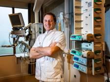 Deventer ic-arts Huub vroeg patiënten om coronamedicijn te testen: 'Moedig om ja te zeggen'