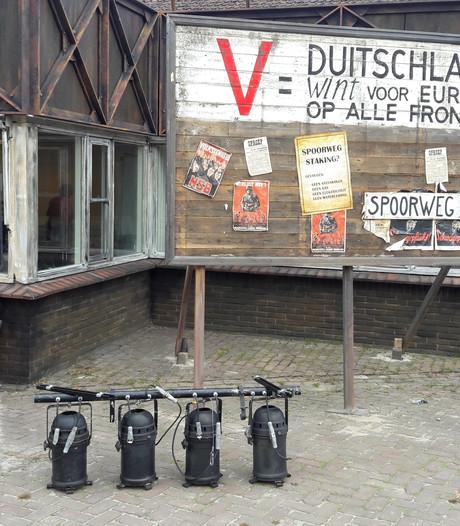 'Het Verzet Kraakt' verdwijnt stukje bij beetje uit Almelo