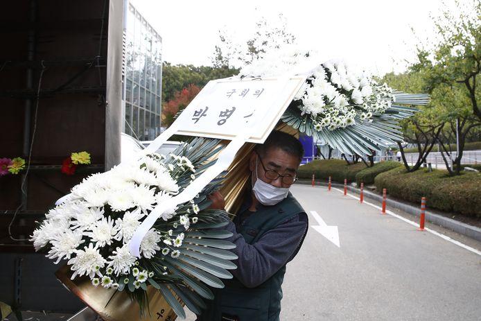 Zuid-Korea rouwt over de dood van Lee Kun-Hee.