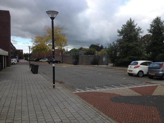 De parkeerplaatsen in het Gildenkwartier blijven grotendeels leeg na het invoeren van vergunningparkeren.