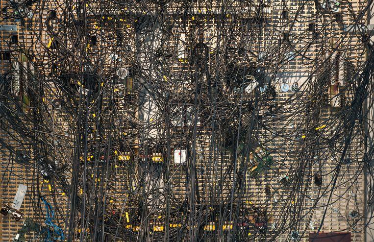Een beeld van W/HOLE Expansion van Katerina Undo. Beeld rv Ghyssens Pierre