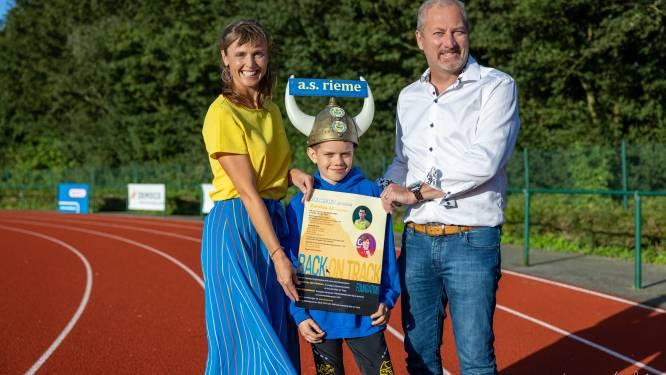 """Atletiekclub AS Rieme organiseert benefiet ter ondersteuning van kankerpatiënten: """"Willen ook een sociale club zijn"""""""