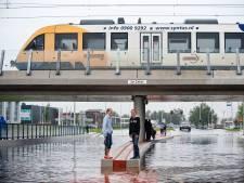 Oldenzaal zet zich schrap tegen extreme regenbuien