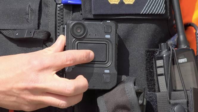 Politie Aalst test gebruik van bodycams tijdens interventies
