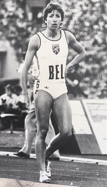 """Rosine Wallez tijdens Olympische Spelen in Moskou 1980: """"Door de boycot van de Verenigde Staten was de sfeer helemaal anders dan in Montreal."""""""