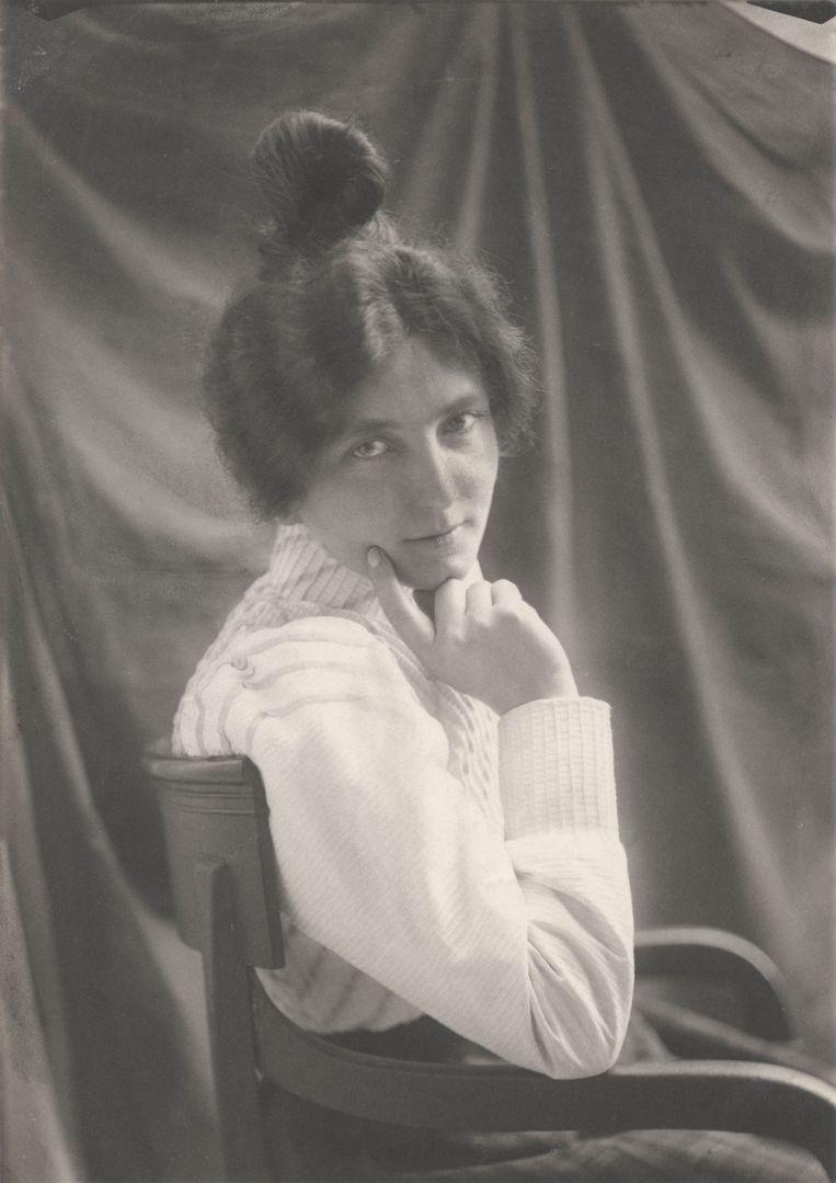 Charles Gaspar, zonder titel, ca. 1900. Beeld Musée de la Photographie, Charleroi, erven Charles Gaspar