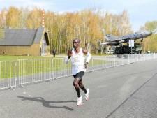 Olympische limiet voor Butter en Holterman, Kipchoge wint op vliegveld Twente