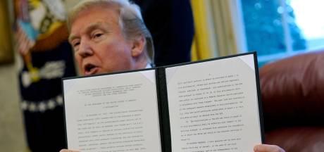 Wat heeft Trump te verbergen? Justitie VS wil zijn belastingaangiftes alsnog inzien, maar oud-president weigert