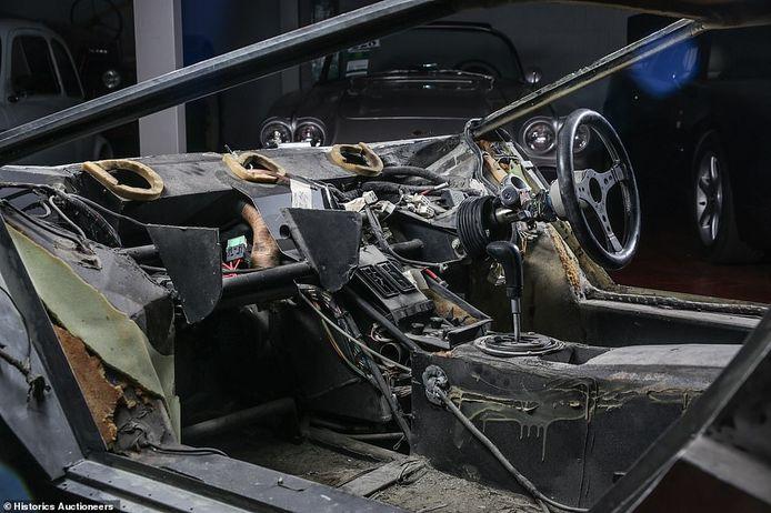 Lamborghini Countach LP5000-bouwpakket.