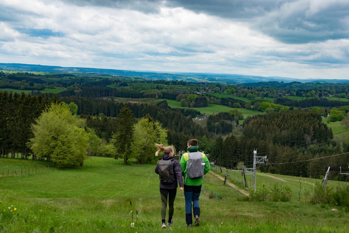 Trois parcours, de 4,5, 7 et 10 kilomètres, sont proposés.