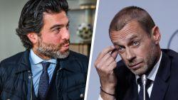 """Antwerp bevestigt klacht bij mededingingsautoriteit én UEFA: """"Bayat voerde zeer actief campagne om competitie zo snel mogelijk stop te zetten"""""""