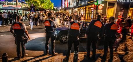 Des incidents et une dizaine d'arrestations à Hasselt lors de la réouverture des terrasses