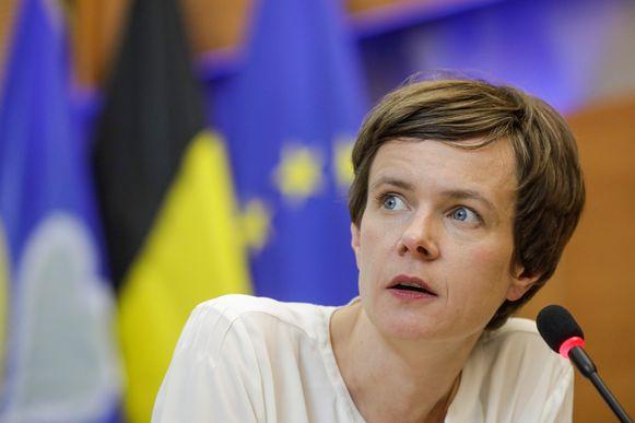 Brussels parlementslid Cieltje Van Achter.