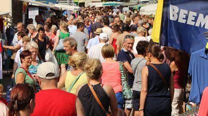 Wekelijkse markten Sint-Job én Sint-Lenaarts met strikte maatregelen