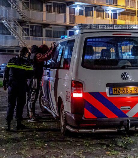 Drie gewonden bij steekpartij in Schiedam, alle drie ook gearresteerd