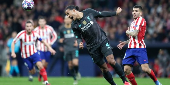 Gelukkig Atlético klopt Liverpool