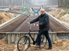 Buurtschap Varsen wil veilige fietsverbinding met Ommen, liefst via de veelbesproken Kievitstraat: 'We raken ingesloten'