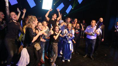 CARNAVAL HALLE: VIDEO. De Mannen van de Met en Prins Wouter winnaars van Halle Op Losse Schroeven