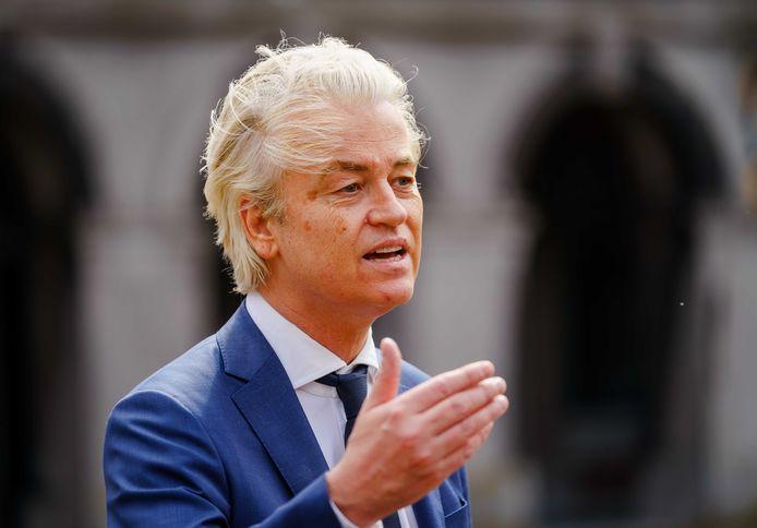 Geert Wilders van de PVV sprak twee weken geleden met informateur Herman Tjeenk Willink (PvdA). Over diens werkwijze is hij allerminst te spreken.