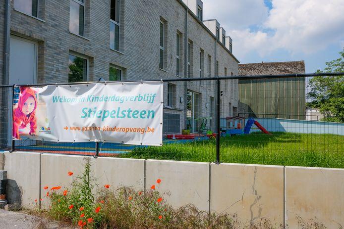 Kinderdagverblijf Stiepelsteen in Steenokkerzeel.