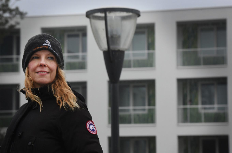 Judith Jobse maakt zich zorgen over toekomstige 5g-zendmasten in Culemborg.