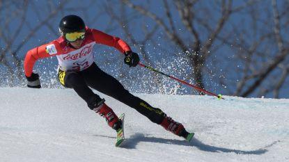 Paralympische Winterspelen: Balcaen valt in Super-G, Sana zesde in Super Combiné