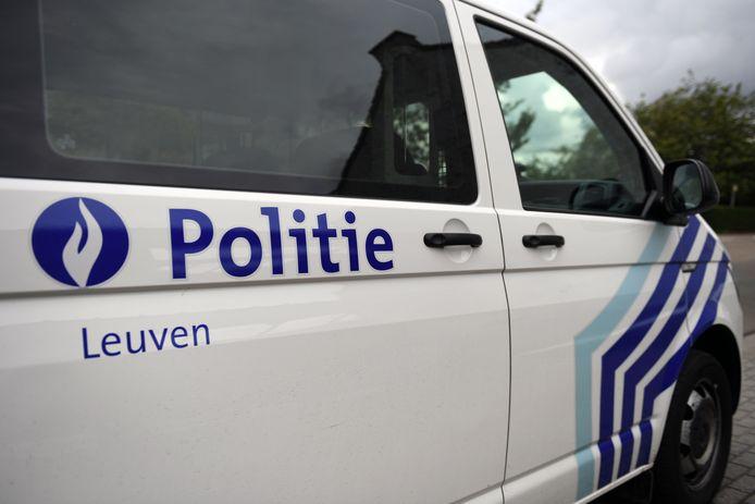 Illustratie PZ Leuven. Politie.