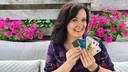 De Eindhovense Iris Newman (36) doet aan alle spaaracties mee en dat bespaart haar honderden euro's per jaar.